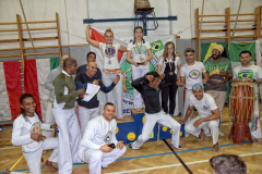 Capoeira verseny 2018