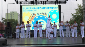 Európai autómentes nap, Rákosmente 2016